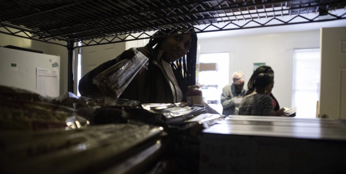 Southside Family Resource Center Food Pantry