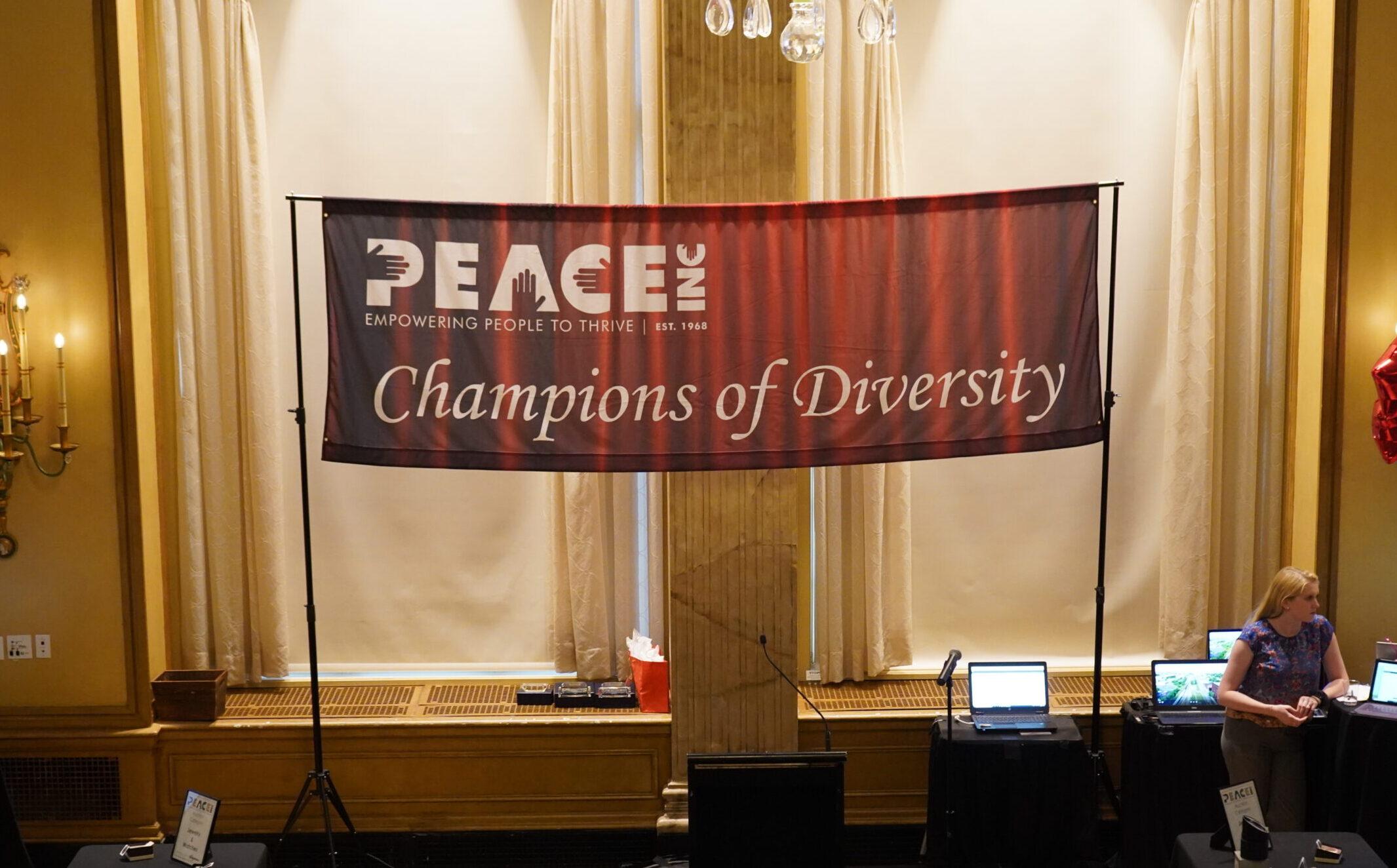 PEACE, Inc.